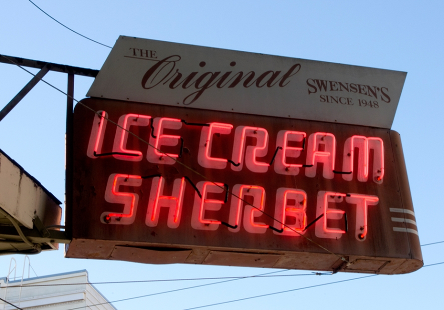 ICE CREAM SHERBET