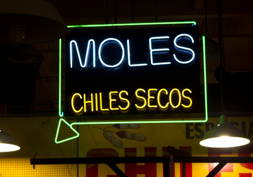 MOLES CHILES SECOS
