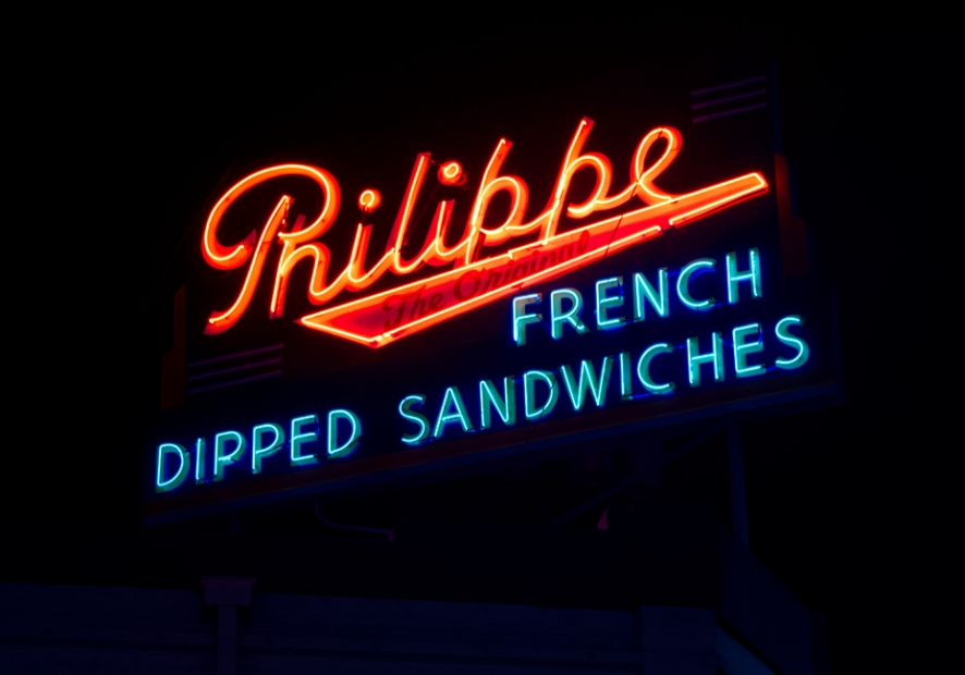 PHILIPPE FRENCH DIPPED SANDWICHES