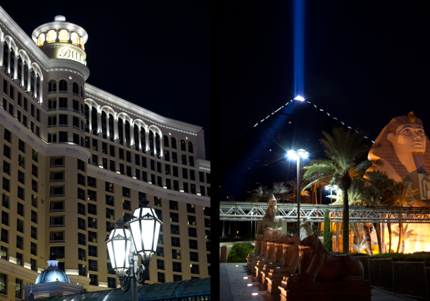 BELLAGIO – LUXOR